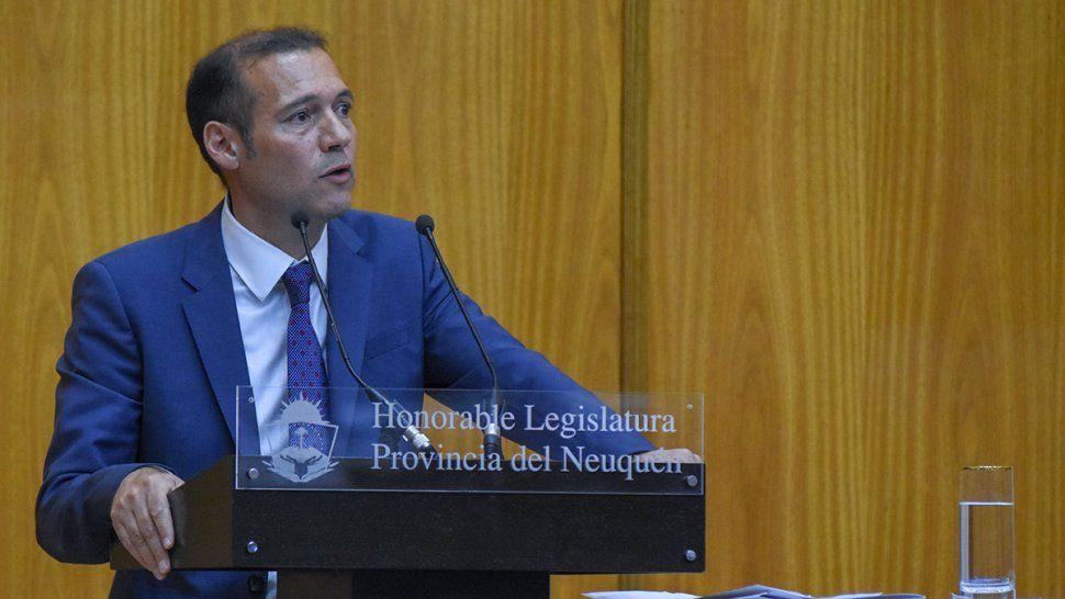 Gutiérrez pidió disculpas por los errores y destacó que hay mucho por hacer