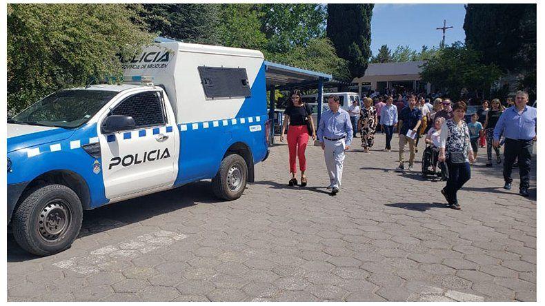 De nuevo desalojaron las sedes de la UNCo por una amenaza de bomba