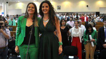 el debate por el aborto legal copo la primera sesion del deliberante
