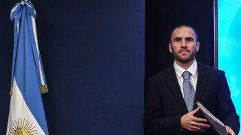 martin guzman: el fmi reconocio el fracaso del programa anterior