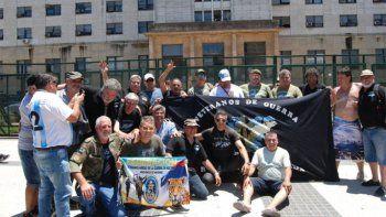 los veteranos de malvinas iniciaron un reclamo millonario contra anses