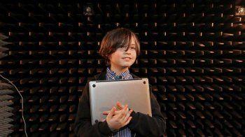 el nino genio de 9 anos que no pudo graduarse