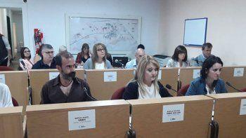 concejales no aprobaron la licencia del presidente de la cooperativa