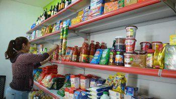 la inflacion golpeo fuerte a los almacenes de barrio