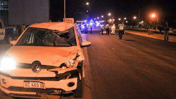 muerte del ciclista en la 22: el alcotest al conductor dio negativo