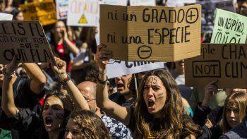 cambio climatico: greenpeace molesto por falta de acuerdo