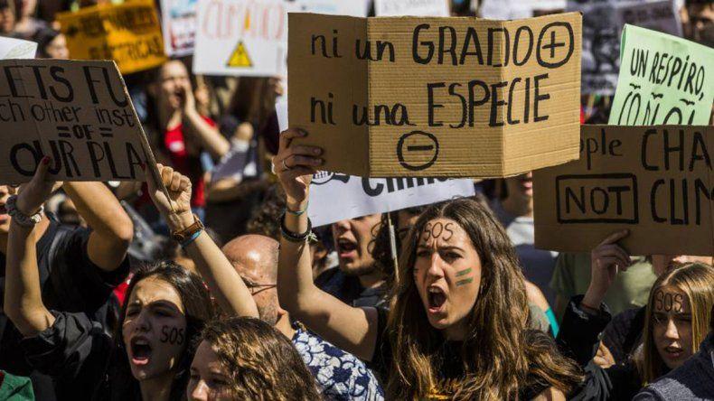 Cambio climático: Greenpeace molesto por falta de acuerdo
