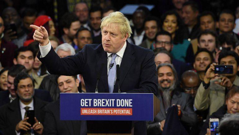 Con el triunfo de Johnson, el Brexit es casi un hecho