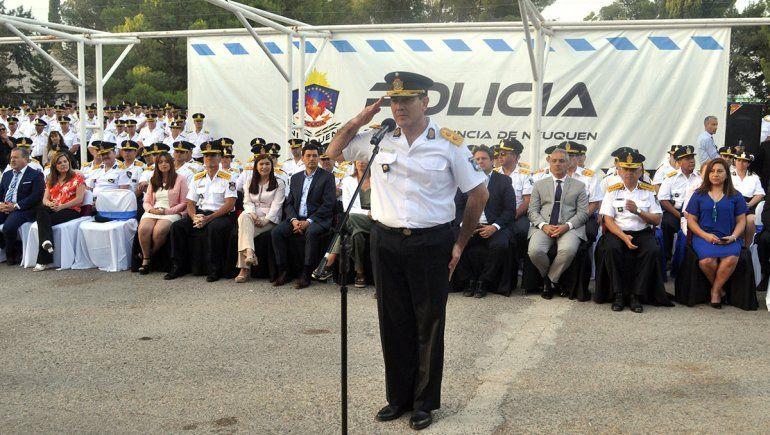 Ya está definida la cúpula de la Policía