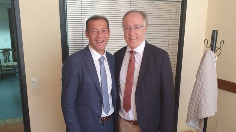 Gutiérrez abrió la puerta a la conciliación petrolera
