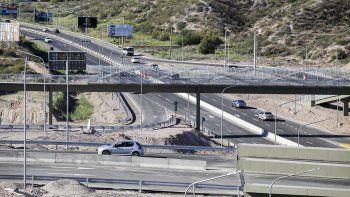 los automovilistas ya utilizan el nodo vial de ruta 7 y doctor ramon: mira el video