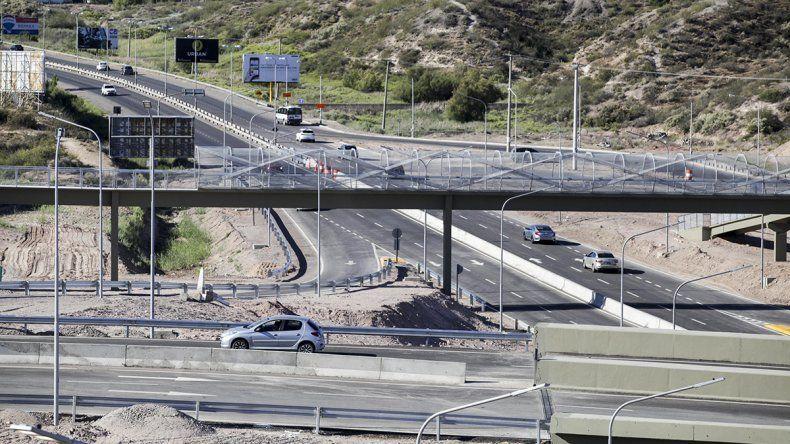 Los automovilistas ya utilizan el nodo vial: mirá el video