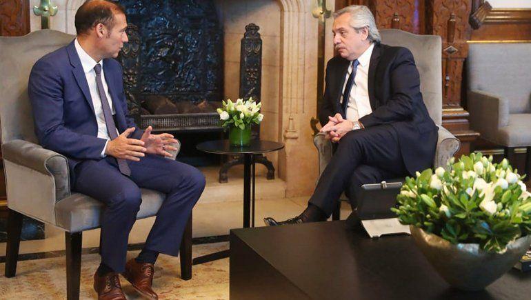 Gutiérrez invitó a Alberto a que visite este viernes Neuquén por primera vez desde su asunción