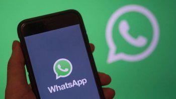 caida mundial de whatsapp: no se pueden enviar audios o fotos