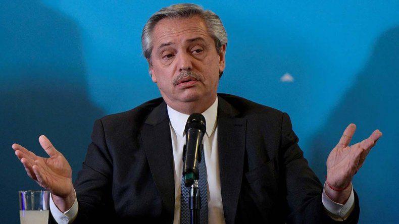 Alberto Fernández cuestionó al macrismo por redes sociales