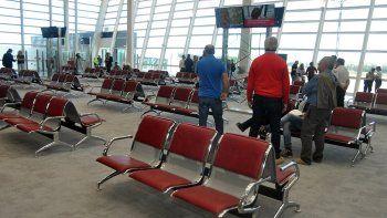 provincia aplica un protocolo en los aeropuertos neuquinos
