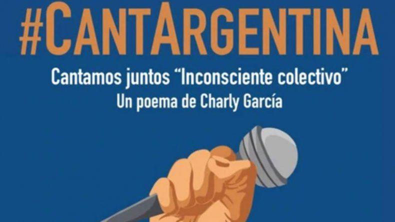 Neuquén se suma a Canta Argentina, la iniciativa que unirá al país con una canción