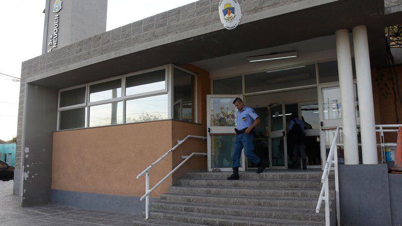 La denuncia por robo fue radicada por el dueño en la Comisaría Tercera.