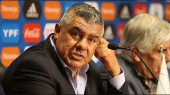 Tapia se reunió anoche con doce dirigentes de equipos de primera división y hoy con DOnofrio, de River.
