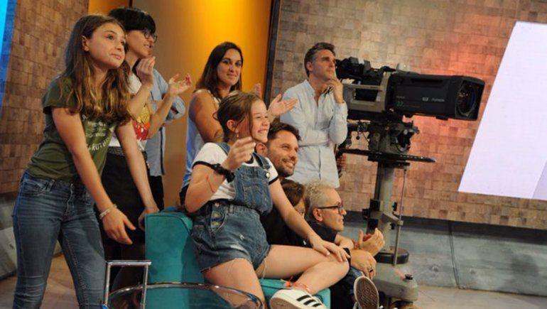 Mariana Fabbiani se quebró al aire en su despedida de DDM