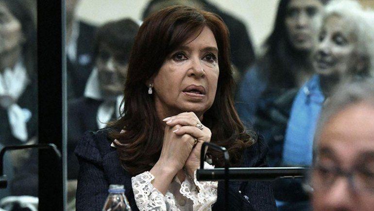 Cristina elogió el documental de Nisman y la labor de Fein
