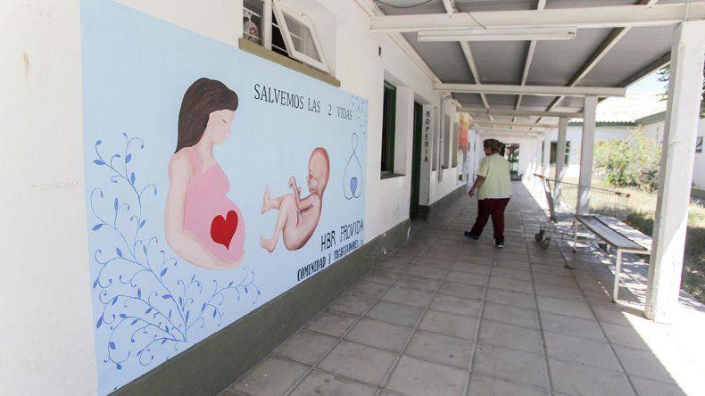 La izquierda pedirá explicaciones por el mural provida del Bouquet Roldán