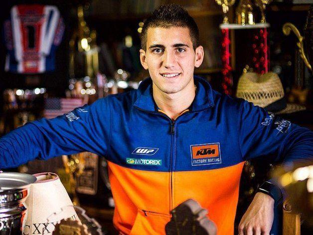 Luciano Benavides y el deseo de ganar el Dakar