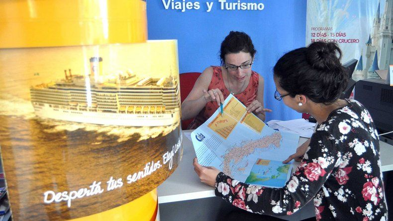 Las agencias de viajes empiezan a mover el mercado