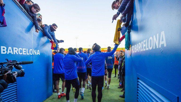 Barcelona se mete en los bolsillos de su plantel de forma drástica