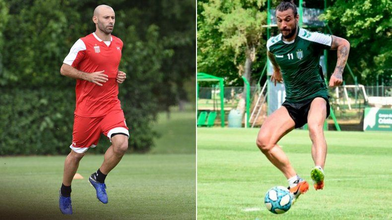Mascherano y Daniel Osvaldo: tan distintos, pero iguales
