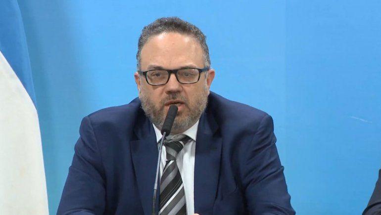 El ministro Kulfas denunció el hallazgo de 10 mil dólares en su oficina