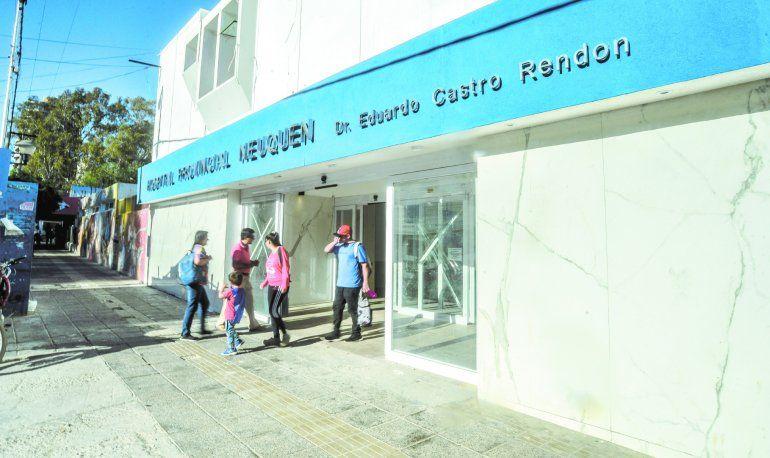 El programa se desarrolla en los hospitales Castro Rendón y Heller.