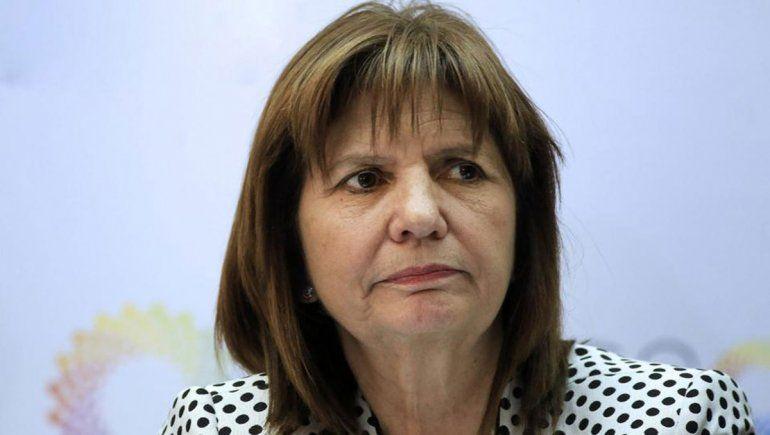 Bullrich acusa al Gobierno por la causa Nisman