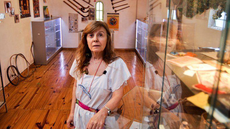La neuquina que creó un museo con juguetes de todo el mundo