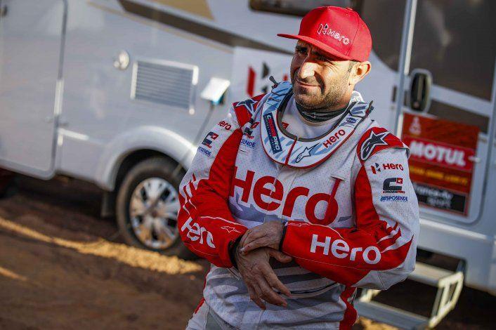 Paulo Gonçalves pierde la vida en la Etapa 7 del Dakar 2020