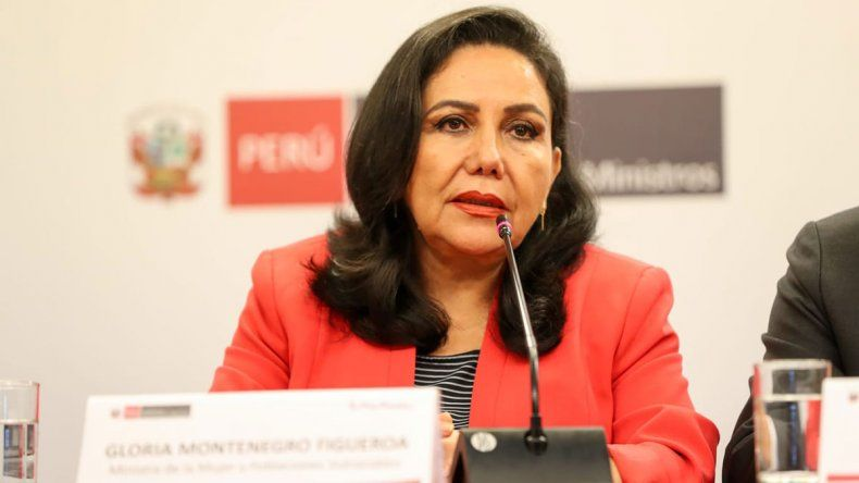 Ministra de la Mujer dijo que Perú es un país de violadores