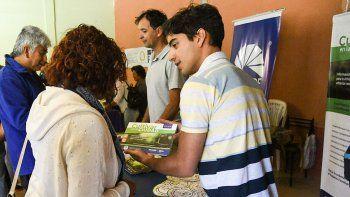 zapala: presentan una guia para que la gente cultive