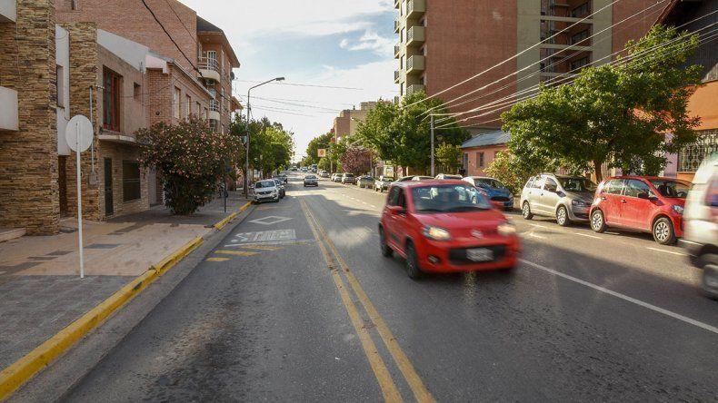 Carriles preferenciales: van a estudiar el tráfico por 3 meses en la ciudad