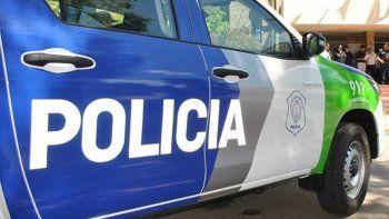 Adolescentes lo balearon en un robo: los atraparon los vecinos