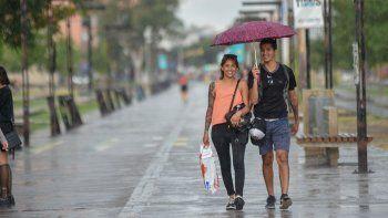 ¿vuelve la lluvia? emiten una alerta por tormentas intensas