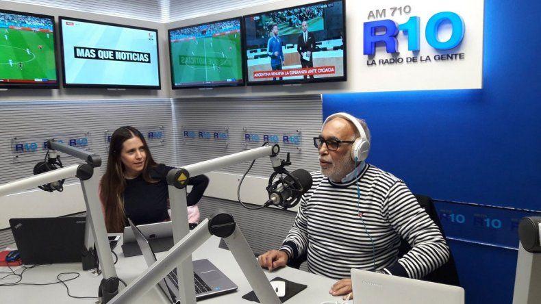 El Negro González Oro se quedó sin programa de radio