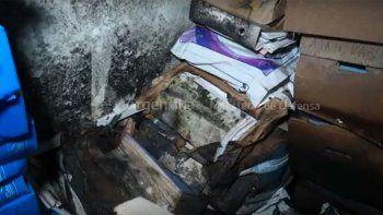 hallan danado parte del archivo de ddhh del ministerio de defensa