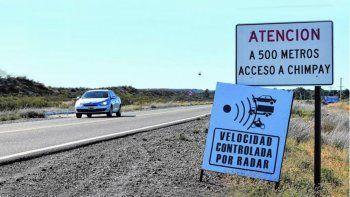 sigue la polemica por radares fuera de la ley en la ruta 22