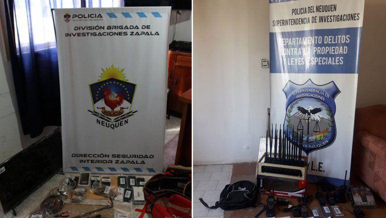 Banda robasúper: los tres demorados ya están en libertad