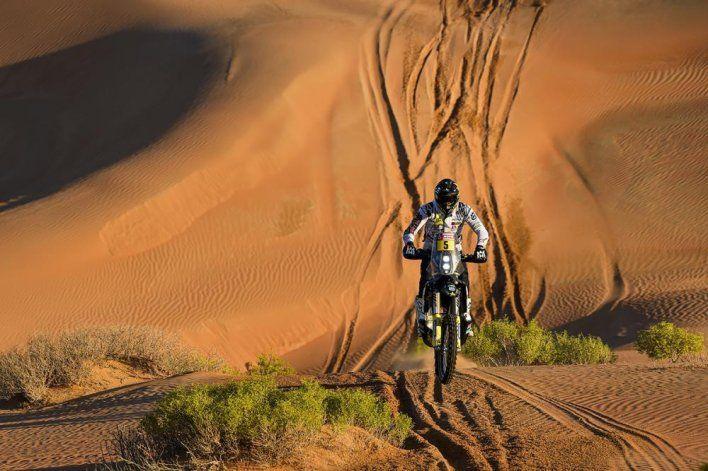 Dakar 2020 ya dejó atrás la Etapa 11