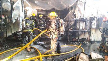 bomberos voluntarios marcharan si no aparecen los subsidios