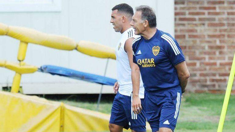 Boca juega un amistoso en el debut de Russo como DT