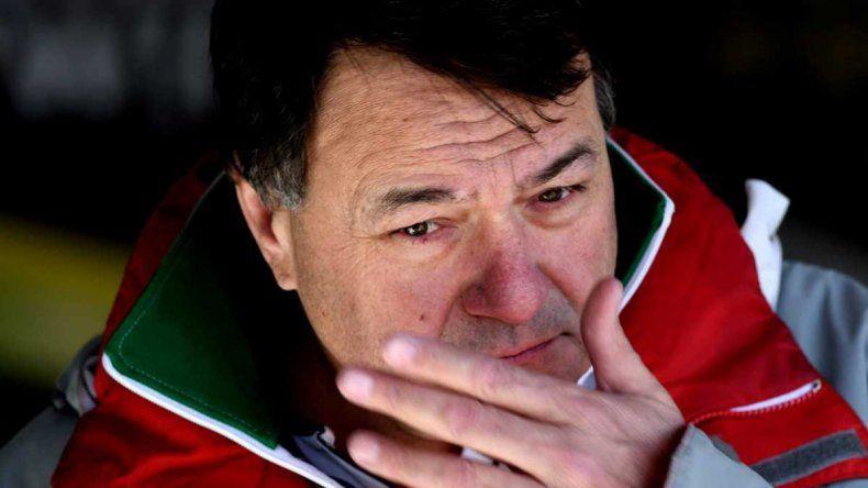 Alberto Canapino podría volver a los boxes del TC