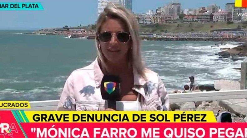 Escándalo e insultos en Mardel: Sol Pérez acusa a Mónica Farro