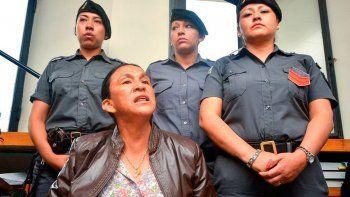 la justicia de jujuy ratifico la condena de 13 anos a milagro sala